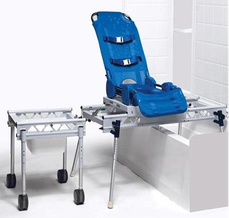 Commode Transfer Benches – Bathing the Easy Way