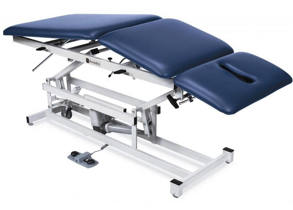 Armedica AM-300 Three Section Hi-Lo Treatment Table