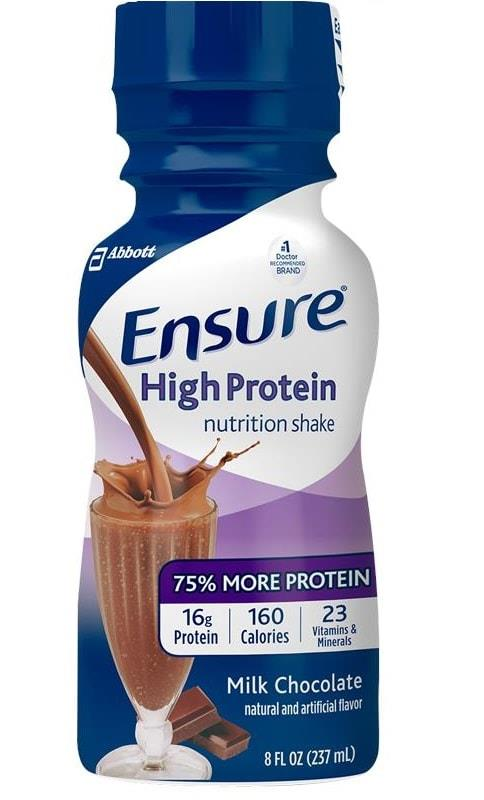 Abbott Ensure High Protein Therapeutic Nutrition Shake
