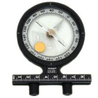 Baseline AcuAngle Adjustable Feet Inclinometer